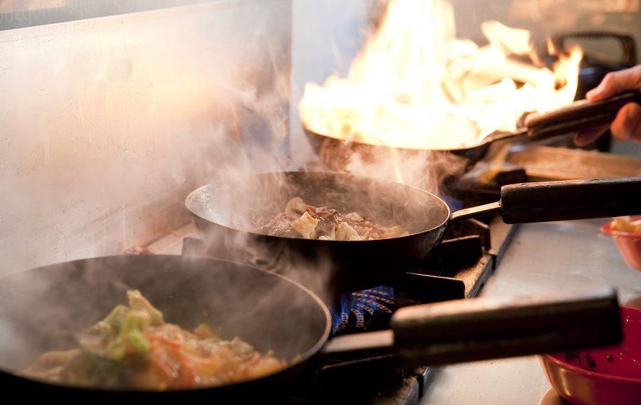 Μέθοδοι μαγειρέματος